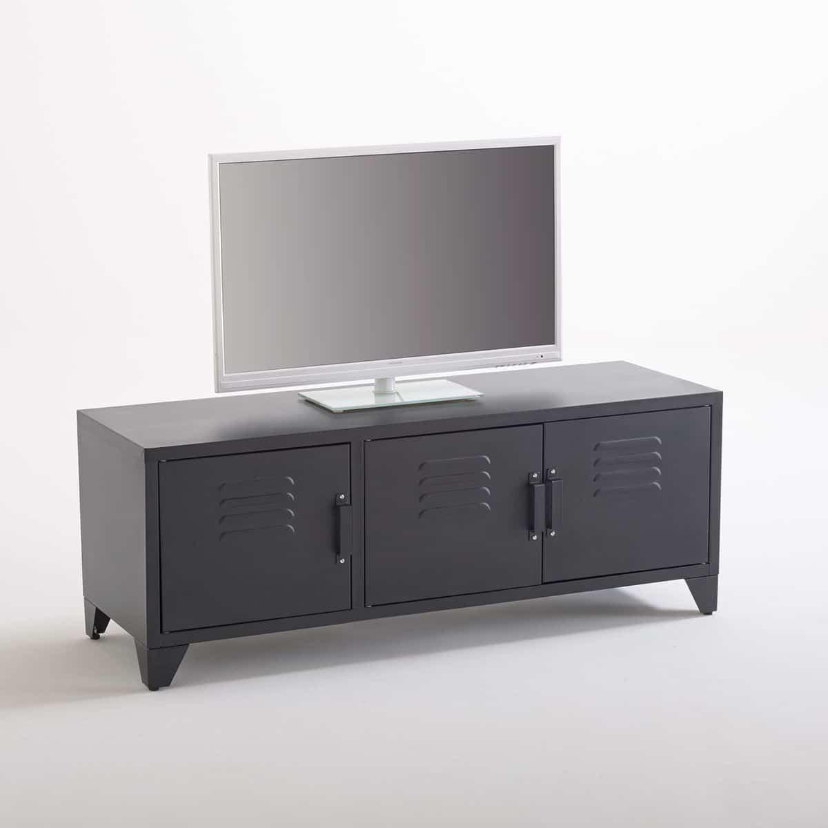 Meuble Tv Industriel 40 Id Es Et Mod Les 100 D Cal S # Meuble Tv La Redoute