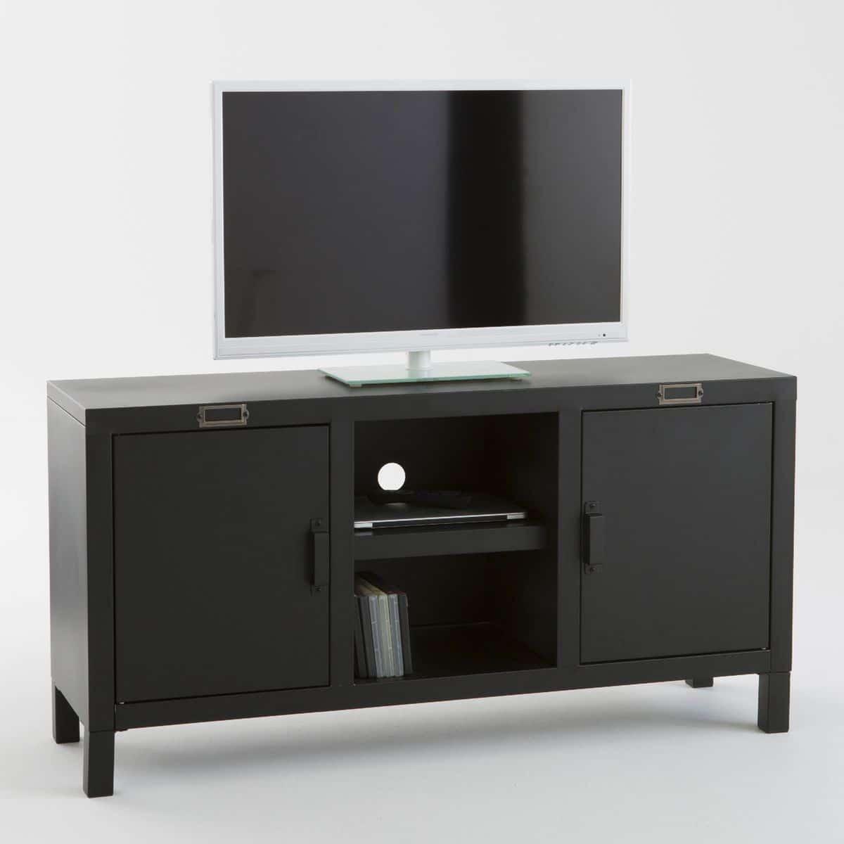 Meuble Tv Industriel 40 Id Es Et Mod Les 100 D Cal S # Meuble Tv Hiba