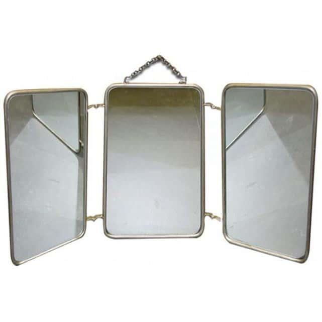Top 25 du miroir vintage guide et s lection du net for Miroir 3 pans