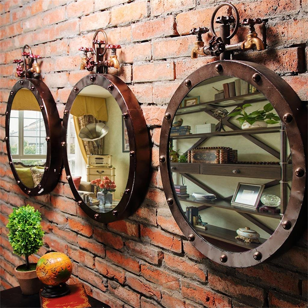 TOP 16 miroirs industriels pour la chambre et la salle de bain  le Guide  16