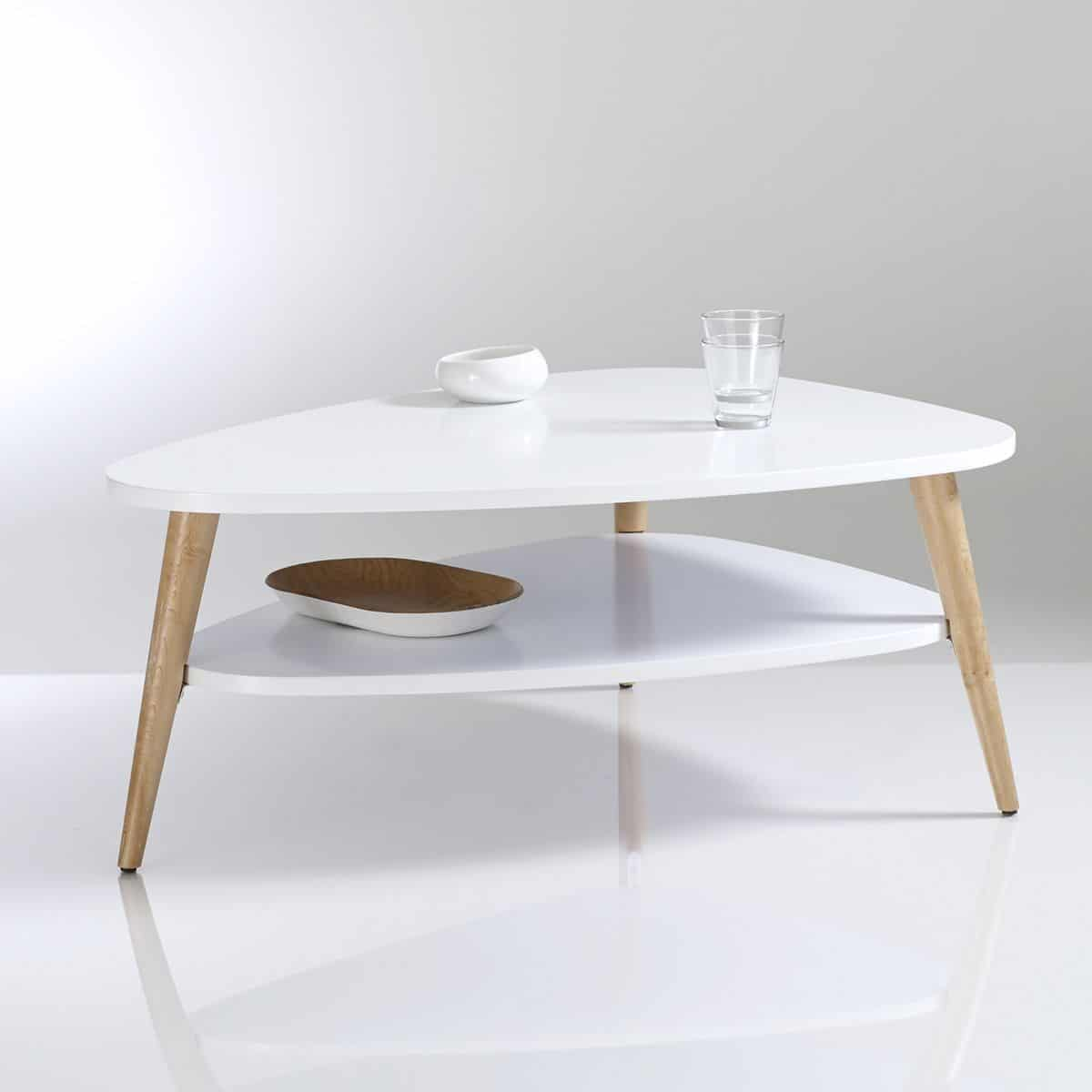 Top 50 de la table basse scandinave guide et s lection for Table basse scandinave blanche