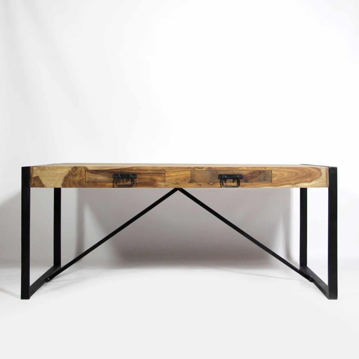 Table A Manger Originale top 30 de la table industrielle   guide 2019