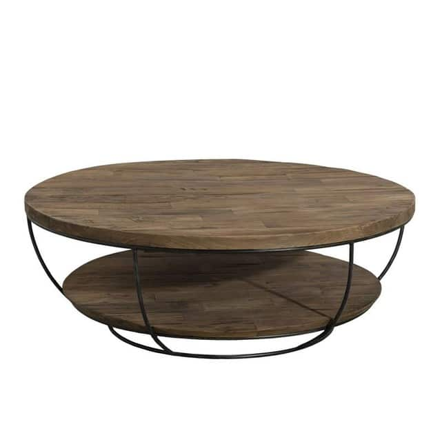 Table Basse Industrielle 50 Modeles Fous Et Surprenants 2018