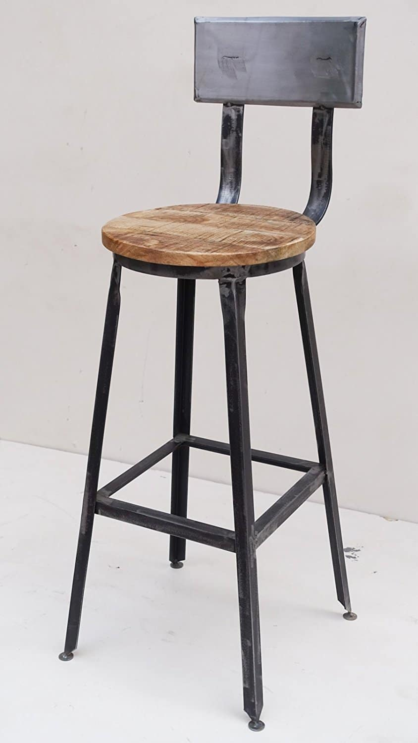 tabouret de bar industriel 40 mod les que vous n 39 avez. Black Bedroom Furniture Sets. Home Design Ideas