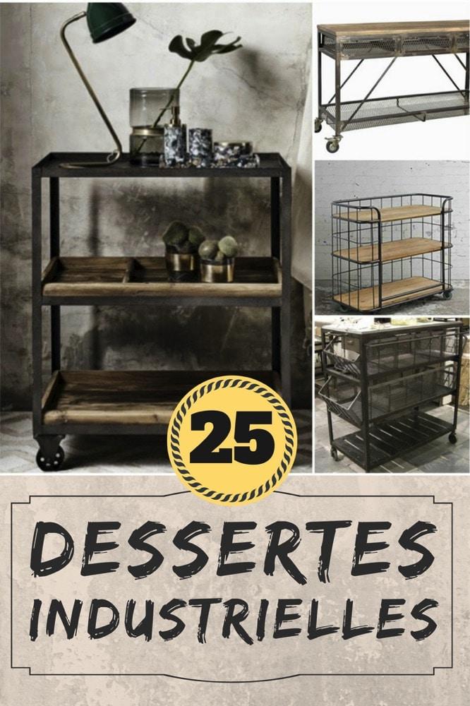 Desserte De Cuisine Industrielle 25 Modeles Pratiques