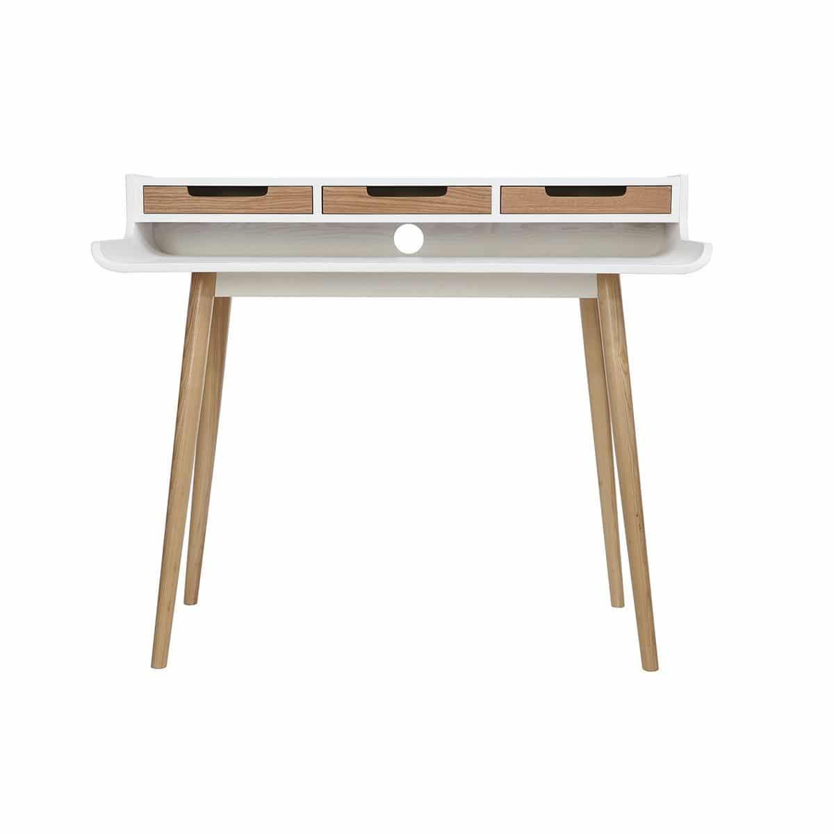bureau scandinave 36 mod les pour donner du style votre. Black Bedroom Furniture Sets. Home Design Ideas