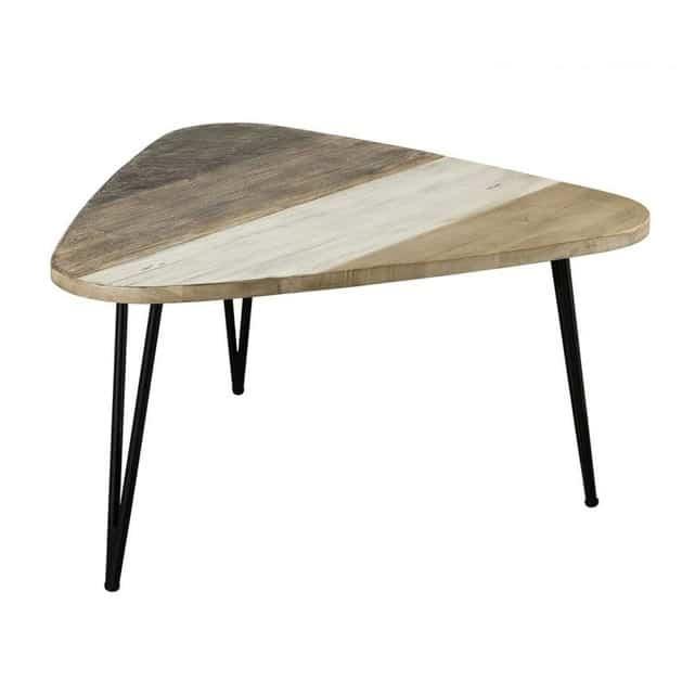 Table Basse Scandinave 33 Modeles D Inspiration Nordique 2018