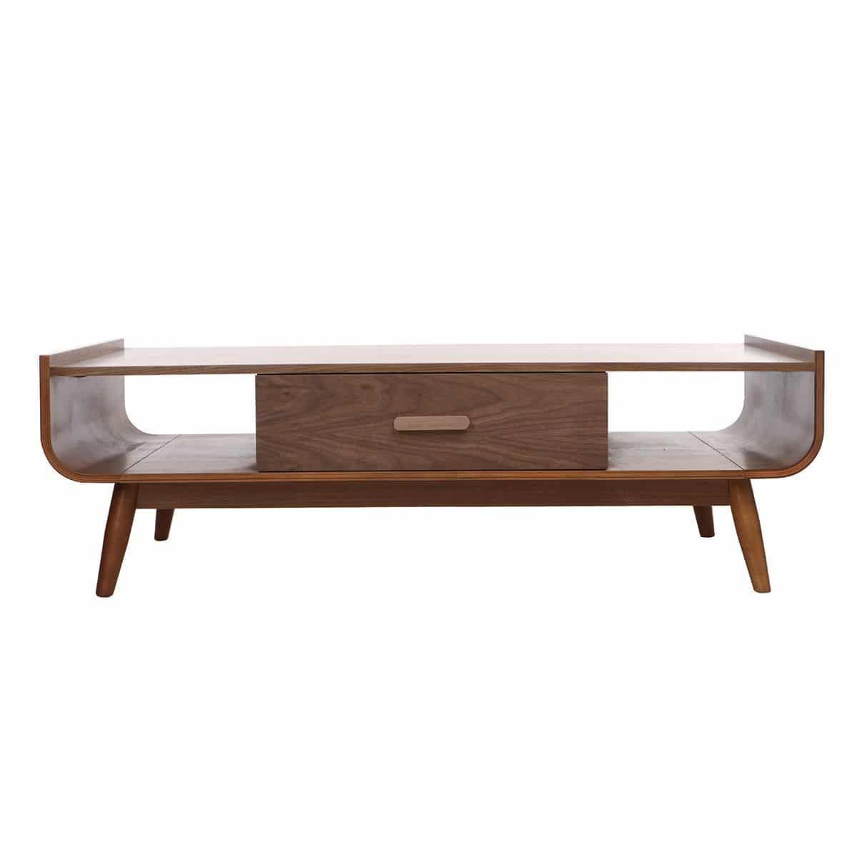 Grande Table Basse Bois top 35 de la table basse vintage | guide et sélection 2019