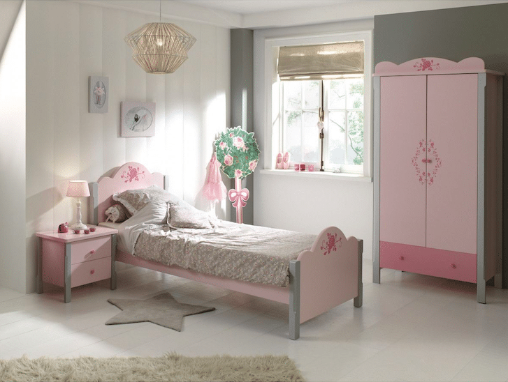 chambre ado fille 40 id es d co qui vont vous faire. Black Bedroom Furniture Sets. Home Design Ideas