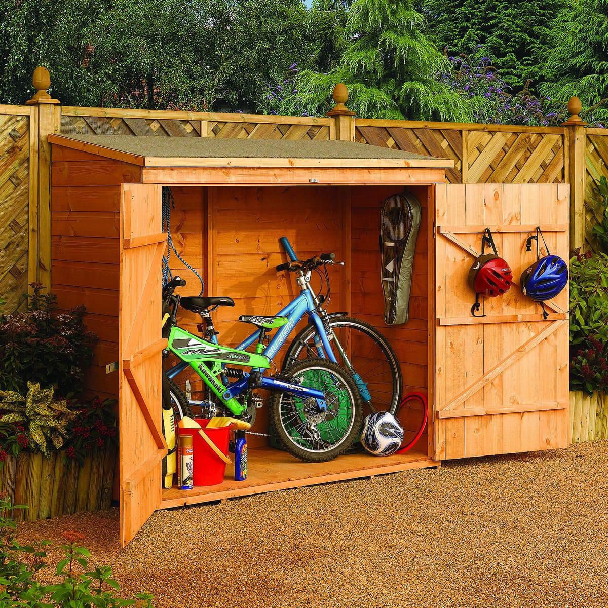 Construire Un Abri A Velo choisir son abri de jardin: le guide complet et nos conseils