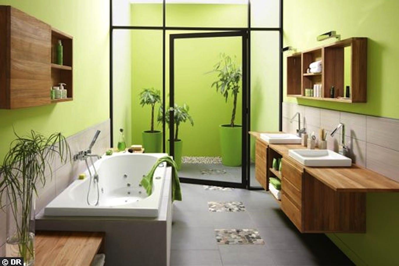 Salle de bain : quelle couleur pour quelle ambiance ?