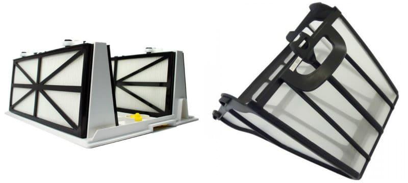 filtres de robot de piscine