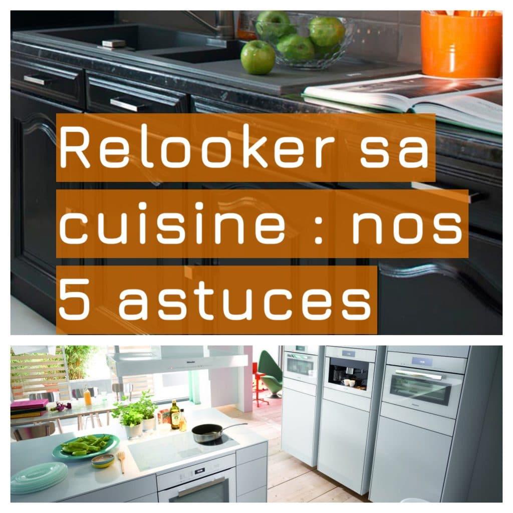 Repeindre Meuble Cuisine Rustique relooker sa cuisine : nos 5 astuces pour la mettre au goût
