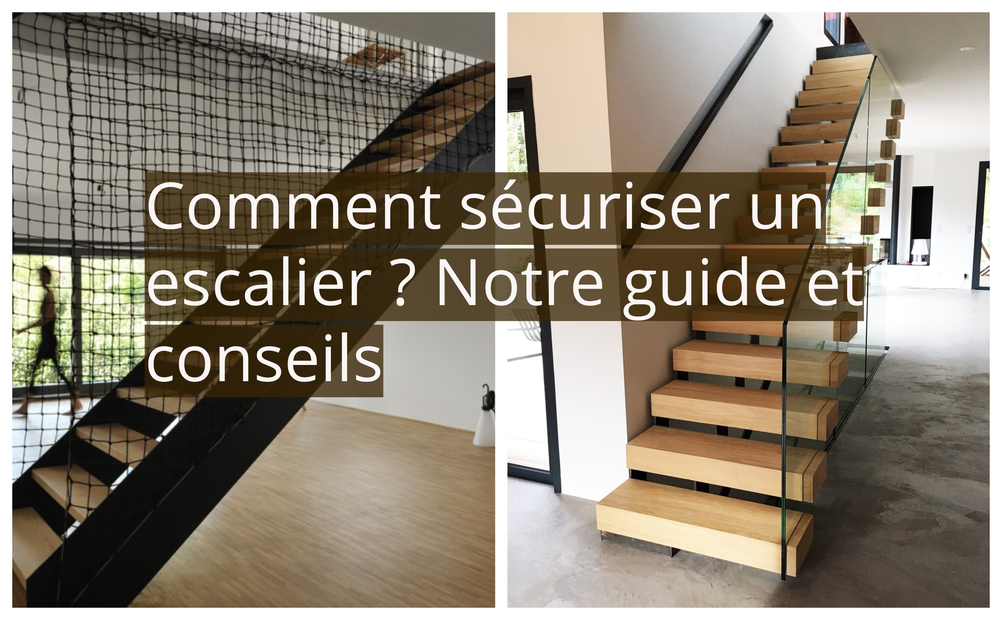 Comment Relooker Un Escalier En Carrelage comment sécuriser un escalier ? notre guide et conseils