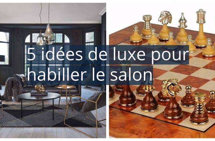Idées d\'aménagement de salon design et moderne - Déco d ...