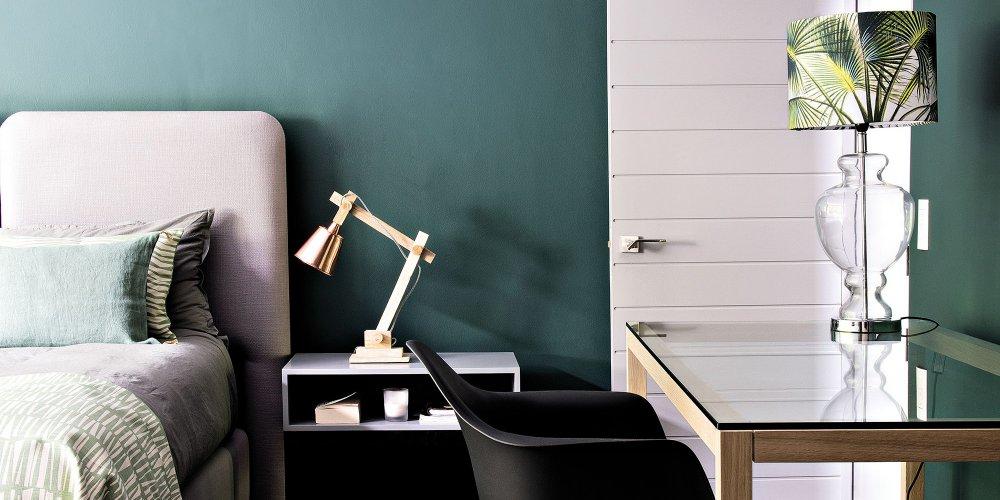 Peinture : quelles couleurs privilégier pour une chambre à coucher ?