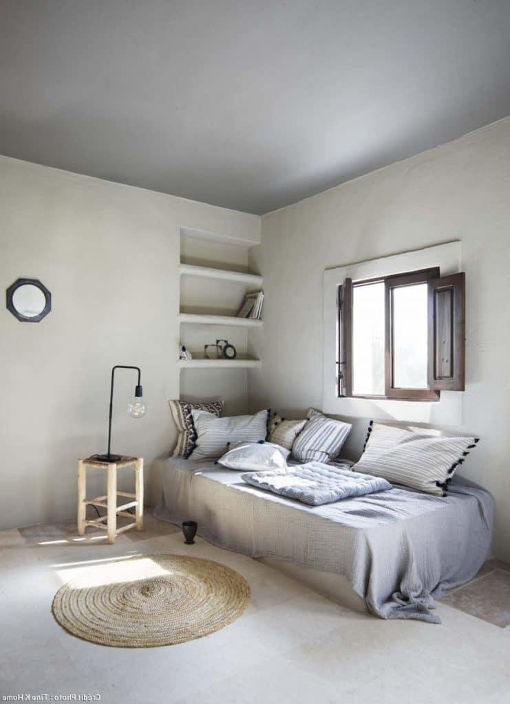 Peinture quelles couleurs privil gier pour une chambre - Couleur chaude pour une chambre ...