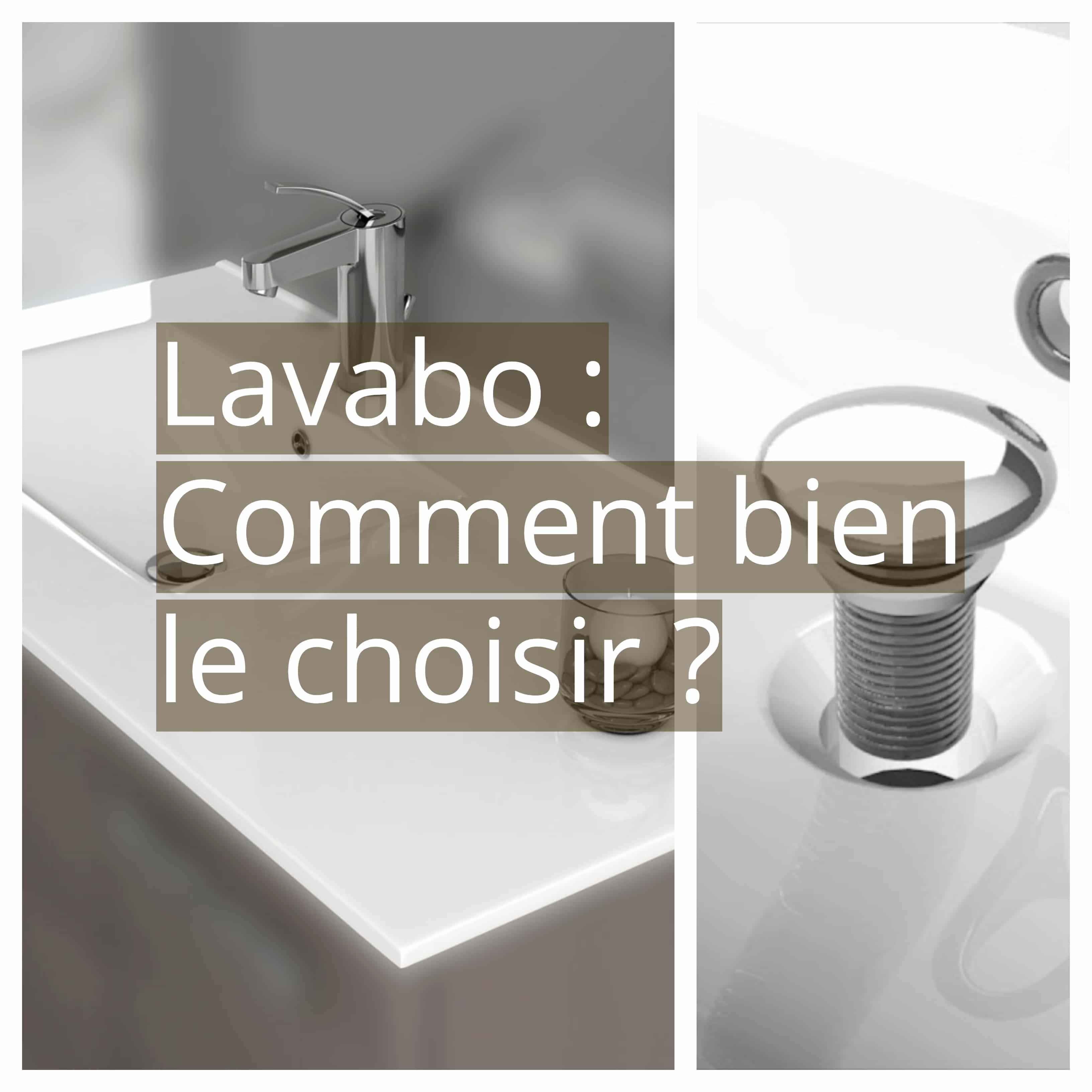 Lavabo Personne Mobilité Réduite lavabo : comment bien le choisir pour sa salle de bain ?