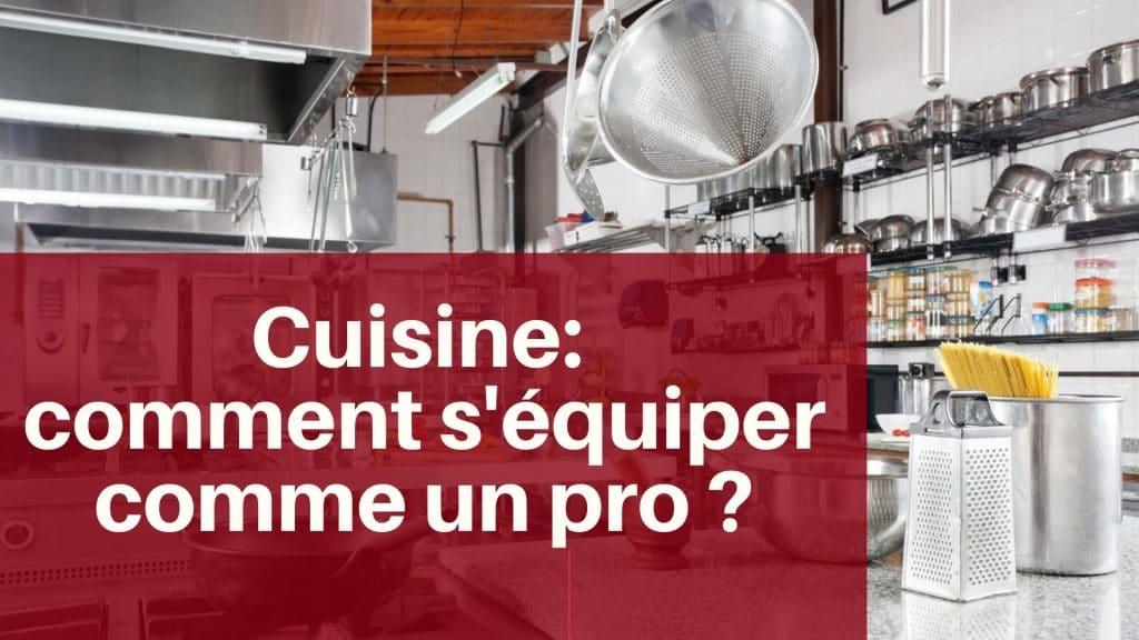 Comment faire pour imiter les cuisines de chef ?