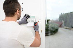 alarme sécurité maison vidéosurveillance
