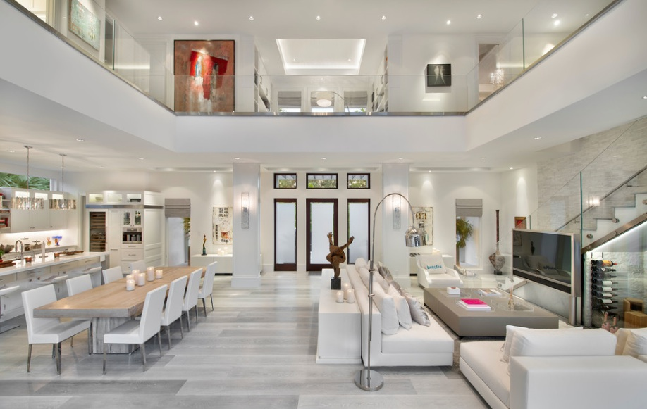 Fabuleux Interieur Maison Moderne #PY92 – HumaTraffin